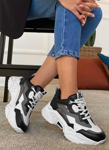 Dark Seer Ds.Pmd239K2110 Sneaker 2021 Kadın Siyah